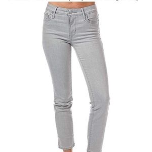 Women's Gray Levi's 712 Slim Size 30 Jeans